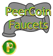 PPC (Peercoin) Faucets | 'Enginewitty' a blog by Justin LaFountain