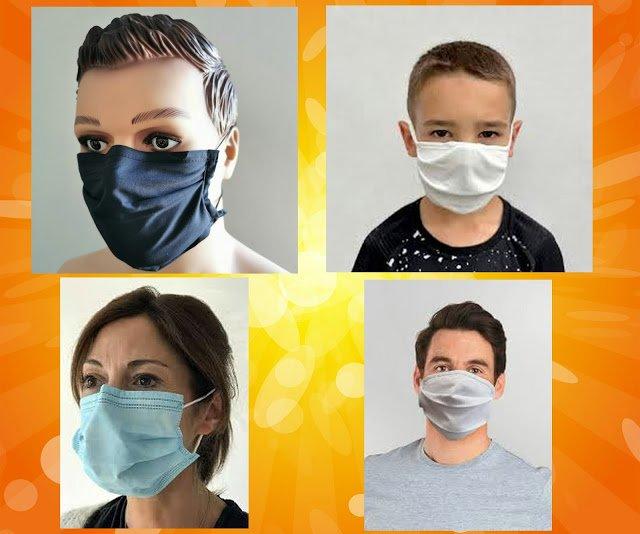 Masque categorie 1 a vendre sur internet en France - Coupon France