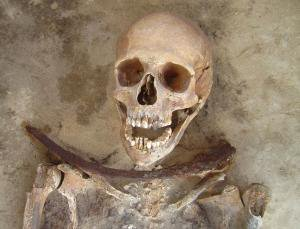 Polish 'vampire' burials weren't just for outsiders - 26 November 2014 - New Scientist
