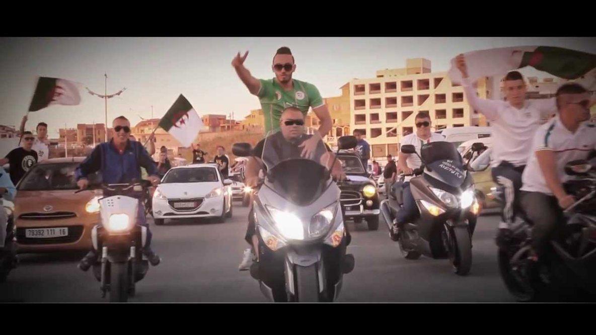 BoOOM..!روعة تأهل الجزائر Karim ElGanG,Amine TiTi ,KalamiTY,Groupe Liberta ,Adel Ibiza
