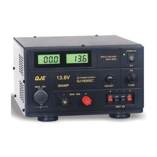QJ1830SB 25 30 AMP LINEAR POWER SUPPLY UNIT PSU CB HAM RADIO