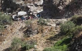 Accident de bus au Pérou fait au moins 19 morts