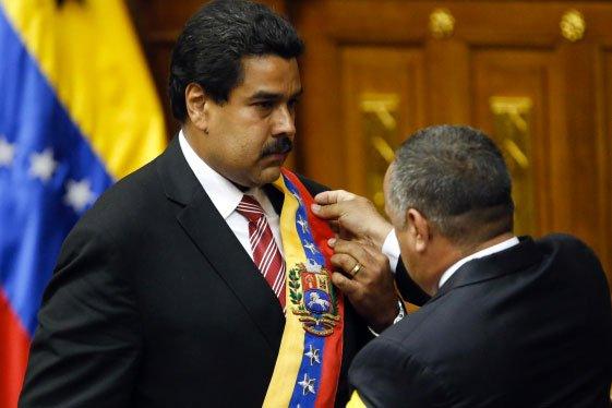 Venezuela : Nicolas Maduro remporte l'élection présidentielle !