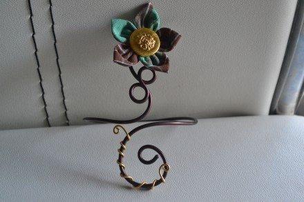 Bracelet style floral : Bracelet par changeline-crea sur ALittleMarket