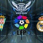 Prediksi Cordoba vs Real Madrid 24 Januari 2015 Primera Divi