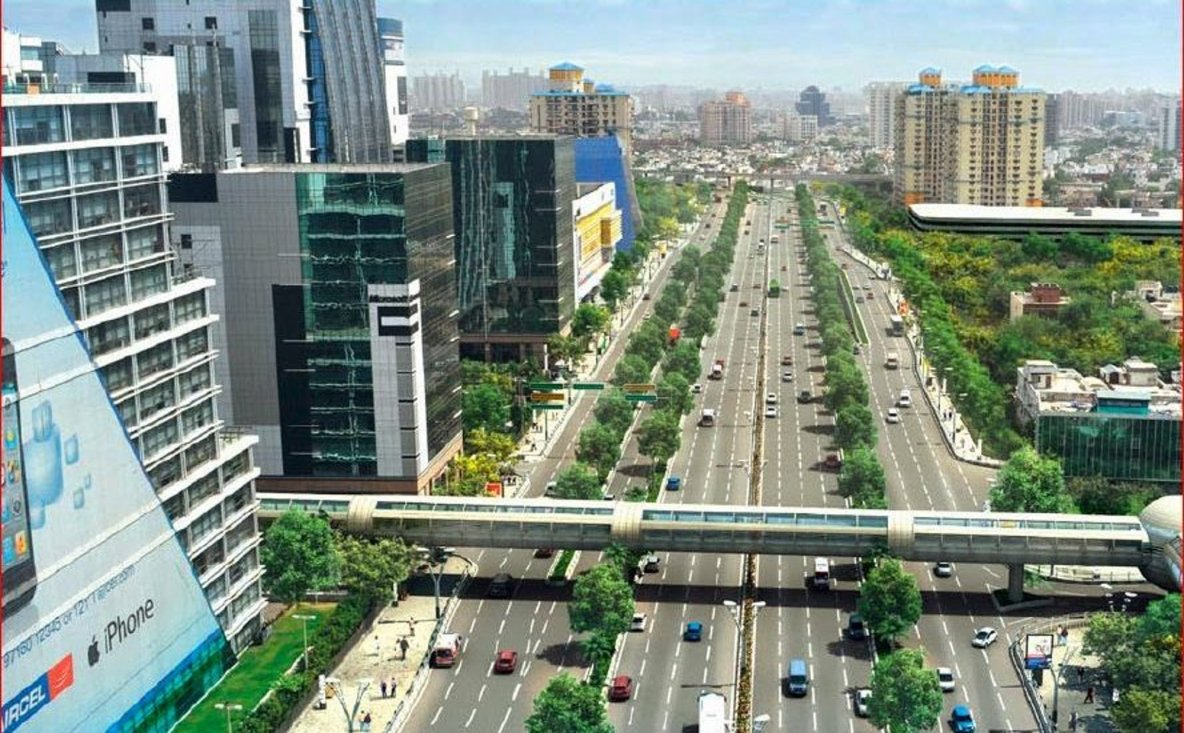 Why Gurgaon Has A Good Scope For Residential Projects In 2018 - Townske