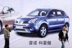 Renault prépare son implantation en Chine