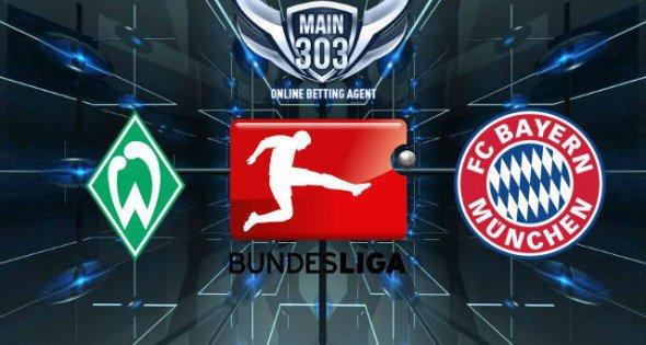 Prediksi Werder Bremen vs Bayern Munchen 14 Maret 2015 Bunde