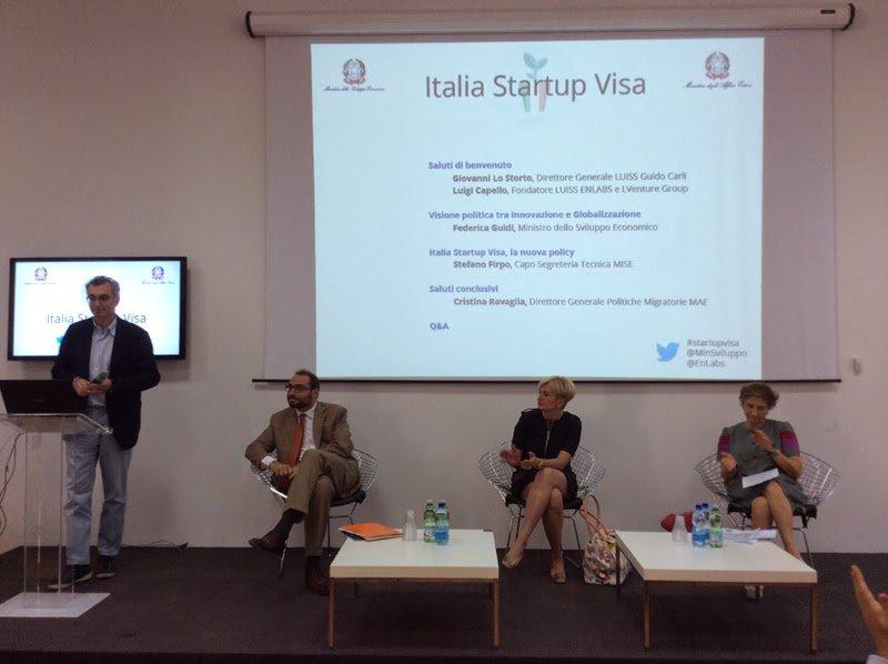 Italia Startup Visa: semplificazioni digitali per gli imprenditori esteri che investono nel nostro Paese