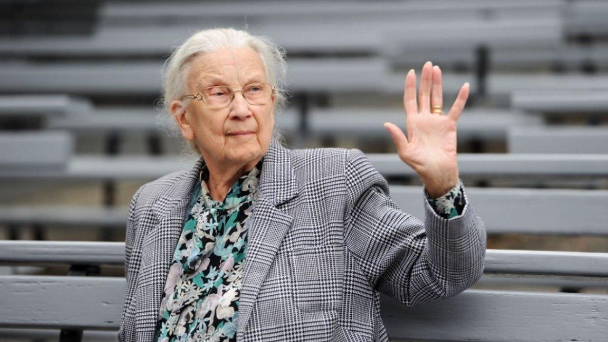 Gilberte Degeimbre, 91 ans, dernière voyante de Beauraing est décédée à 93 ans