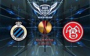 Prediksi Club Brugge vs Aab 27 Februari 2015 UEFA Europa Lea