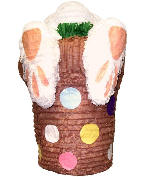 Large Funny Bunny Easter Pinata - Signature Line