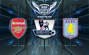 Prediksi Arsenal vs Aston Villa 1 Februari 2015 Premier Leag