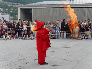Sant Joan, fête du feu. Andorre-la-Vieille 23.06.2017 | ALL ANDORRA
