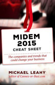 Cannes or Bust | Midem announces new dates for 2016 (again)