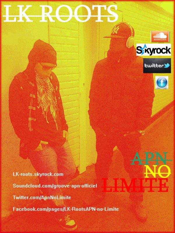 LK-ROOTS Vous Big Up !!
