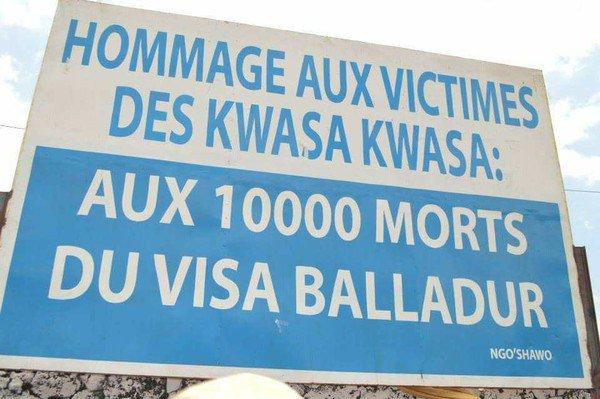 Le Kwassa-Kwassa amène Du malheur, Mr Macron !