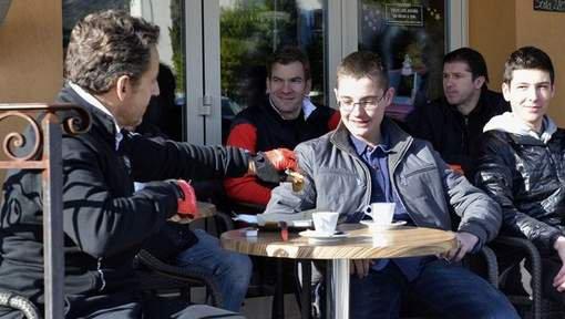 Louis Sarkozy pour le mariage gay