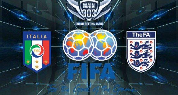 Prediksi Italia vs Inggris 1 April 2015 Laga Persahabatan