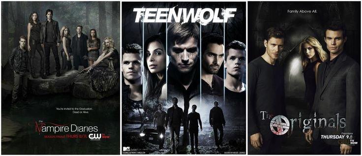 Teen Wolf & Vampire Diaries / The Originals