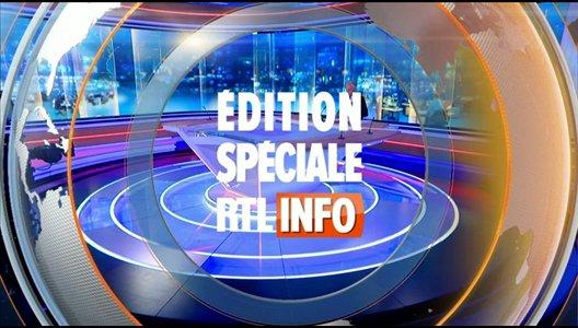 Les titres du RTL Info 13h