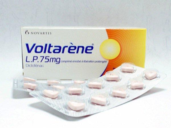 Quels risques d'accidents cardiovasculaires liés à la prise prolongée de Voltarène® ? : Allodocteurs.fr