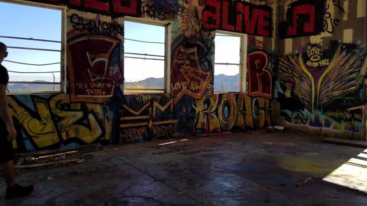 Crazy Abandoned Underground Missile Base-TEASER