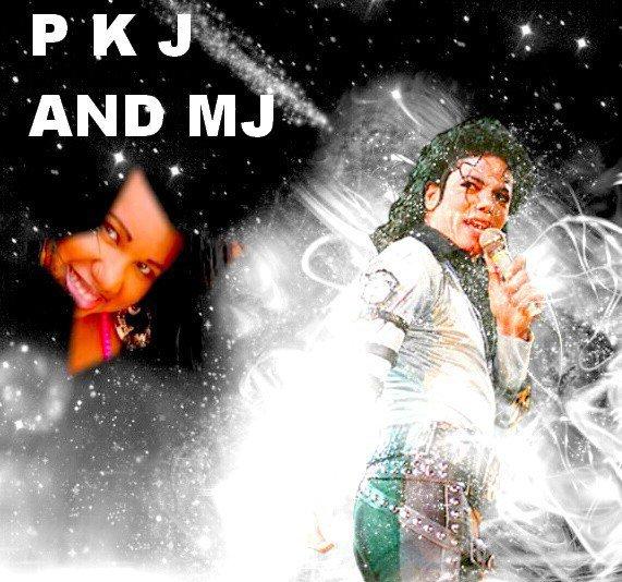 Micheal Jackson & Princess Kinzy Jackson