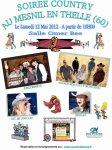 LEE LA DIVINE en concert le samedi 12 mai au Mesnil-en-Thelle (60)