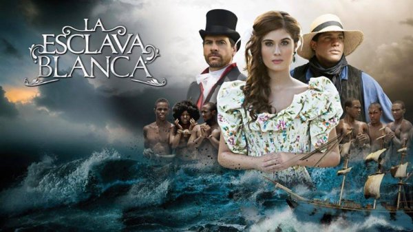 Séries L' Esclave blanche – Victoria
