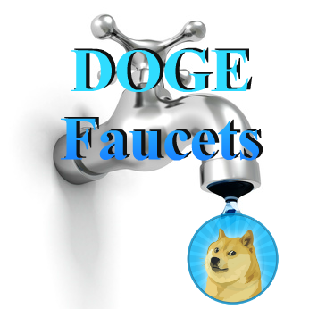 DOGE (Dogecoin) Faucets | 'Enginewitty' a blog by Justin LaFountain