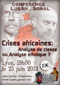 Les propos d'Alain Soral sur les Français d'origine arabe sont-ils applicables aux Centrafricains ? - Egalite et Réconciliation