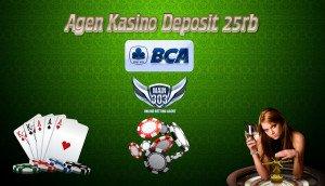 Agen Kasino Deposit 25rb Bank BCA