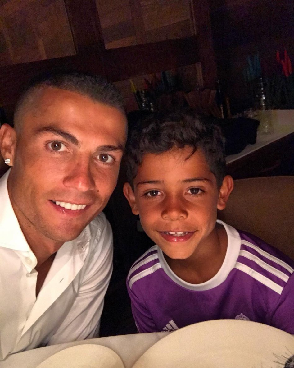 Instagram post by Cristiano Ronaldo • Jun 5, 2017 at 12:28am UTC
