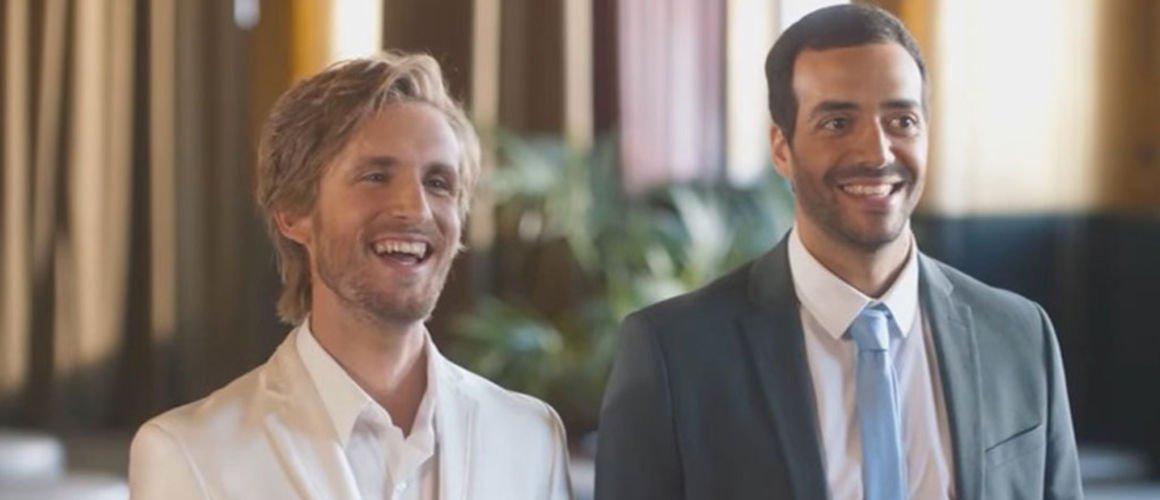 Épouse-moi mon pote : Philippe Lacheau et Tarek Boudali (Babysitting) devant le maire dans le premier teaser (VIDEO)