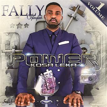 Fally Ipupa : Power Kosa Leka volt. 1 - cliquez sur l'image pour écouter