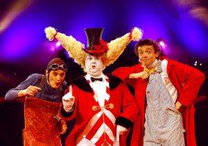 voici nos clown preferée