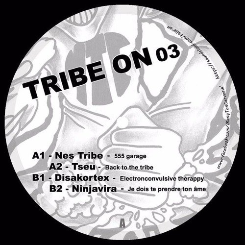 """Tribe On 03 """"Back To The Tribe"""""""
