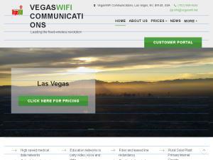 Vegas Wifi Communications in Las Vegas, NV - Internet Services