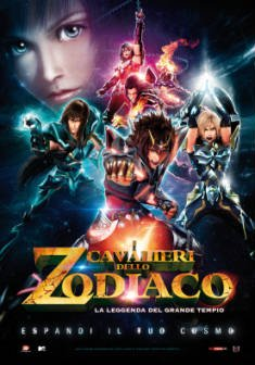 [Guarda] I Cavalieri dello Zodiaco â?? La leggenda del grande tempio Streaming Film in Italiano - Film Completo