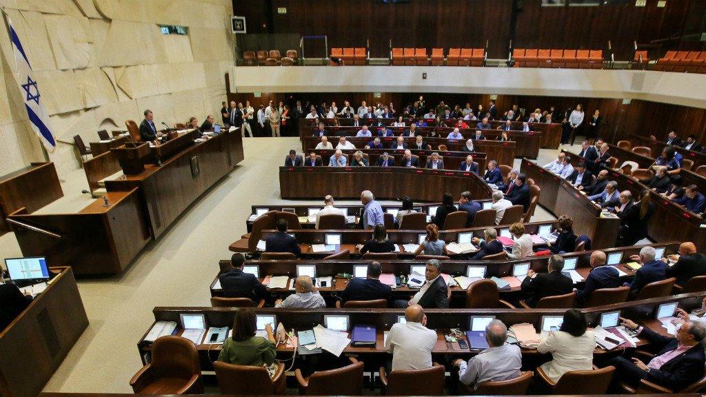 """قانون """"الدولة القومية اليهودية"""": الاتحاد الأوروبي يبدي """"قلقه"""" والجامعة العربية تصفه """"بالعنصري"""" - فرانس 24"""