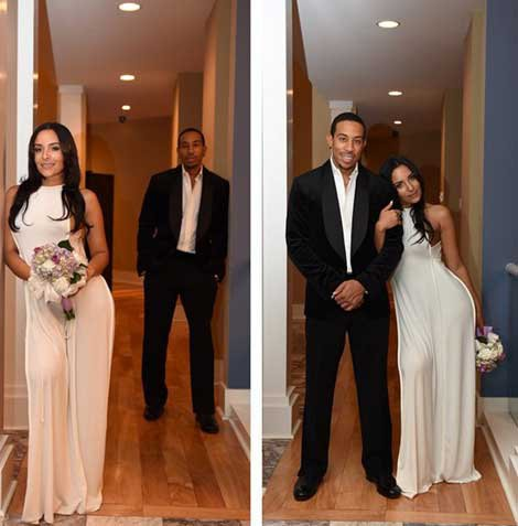 Ludacris Kills Gay Rumors & Marries Eudoxie ⋆ HSK Celebrity Tabloid Gossip