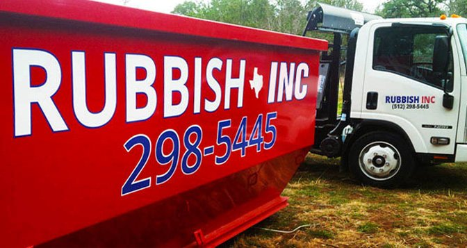How to Rent Construction Dumpsters in Austin – We Deliver 10 & 20 Yard Roll-Off Dumpsters Same Day!