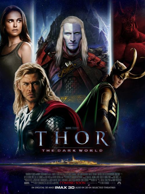Thor 2 Karanlık Dünya
