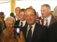 """Hollande veut doubler le nombre des """"emplois francs"""""""