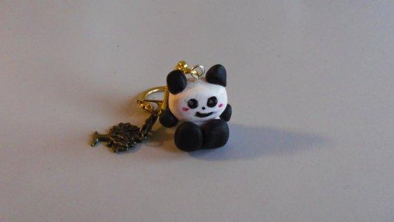 porte-clé panda kawaii...