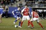 2011 Ligue 2 J27 REIMS TOURS Avant-match, le 9 mars 2012