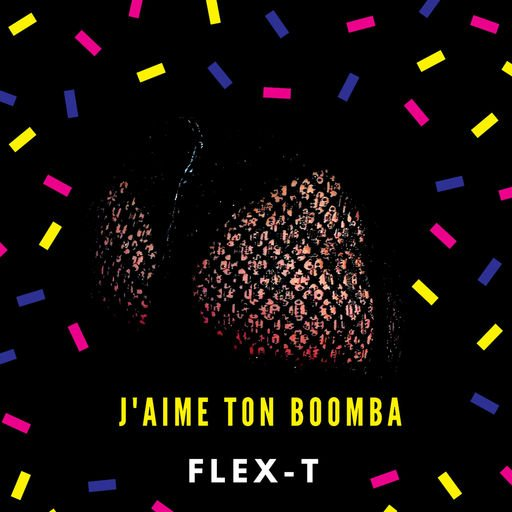 "NOUVEAU SINGLE ""J'aime Ton Boomba"" by Flex-T!"