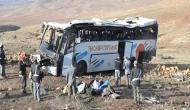 Meknès : 29 blessés suite au renversement d'un autocar