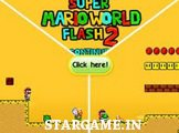 Mario Flash 2 - Star games | Cool Star Games
